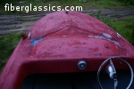 1958 GLASTRON SKIFLITE RESTORATION PROJECT