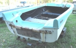 1959 Magnolia Barracuda 16' Big FIN Runabout w/ Trailer