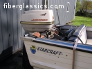 1962 Starcraft 15 Foot Aluminum