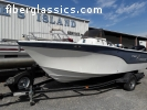 SOLD 2002 POLAR FISHMASTER 212 CENTER CONSOLE