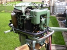 For Sale (Total Rebuilt) 1955 Johnson 25 HP Model RDE-17