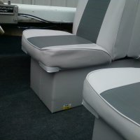 new boat seats 1