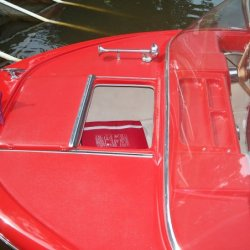 Hatch view 63 Aristo Craft  Funliner