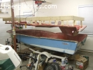 1960 Sea King 15' runabout feeler listing