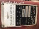 1965 Evinrude Trailer SOLD