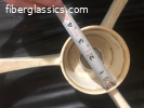 1966 Glastron Steering Wheel