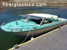 1966 IMP Oceanic Deep V 18' day cruiser 300 Buick V8
