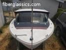 59 wizard marlin cruiser 18' cuddy cabin