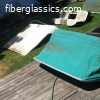 Aristocraft Parts - roofs, rear seat, windshiels