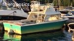 Classic 23ft 1964 Allmand, Bertram hull