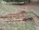 Gator trailer model 214