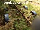 Herters FLYING FISH Tandem Independent Suspension Trailer