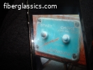 Wanted: 1950s Johnson Electric Start Dash Switch Plate