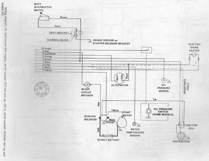 ford 302 wiring diagram wiring diagram  ford 302 starter wiring diagram #11