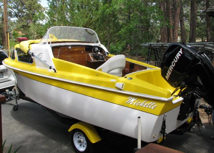 FiberGlassics® - Question for Dorsett Catalina owners