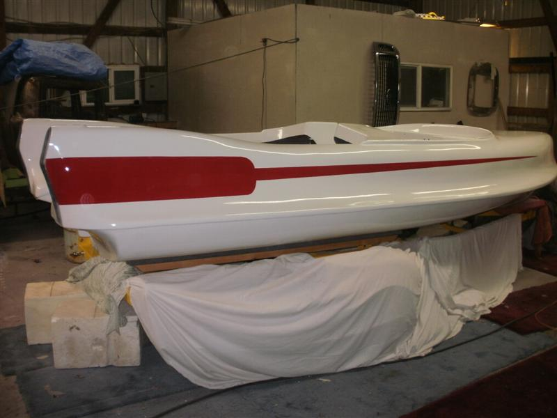 I think as long as you donu0027t store it in the direct sunlight it will hold up and survey says Red boats sell the best ? & FiberGlassics® - Good interior paint? Talked to Rustoleum-Update ...